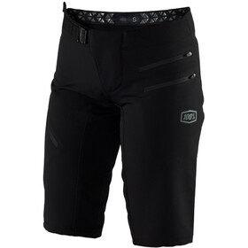 100% Airmatic Shorts Damer, black